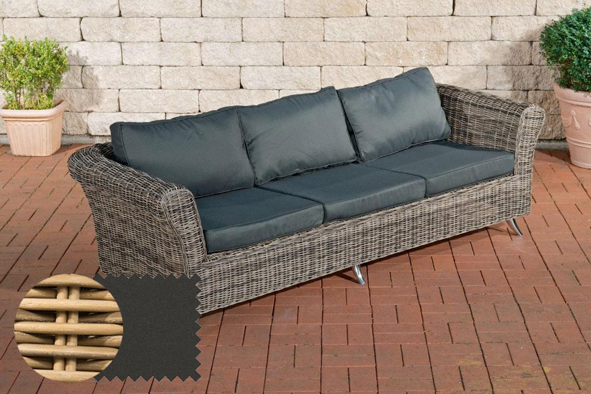 Full Size of 3er Sofa Vivari Einzel Elemente Gartenmbel Balkon Wohnzimmer Couch Terrasse