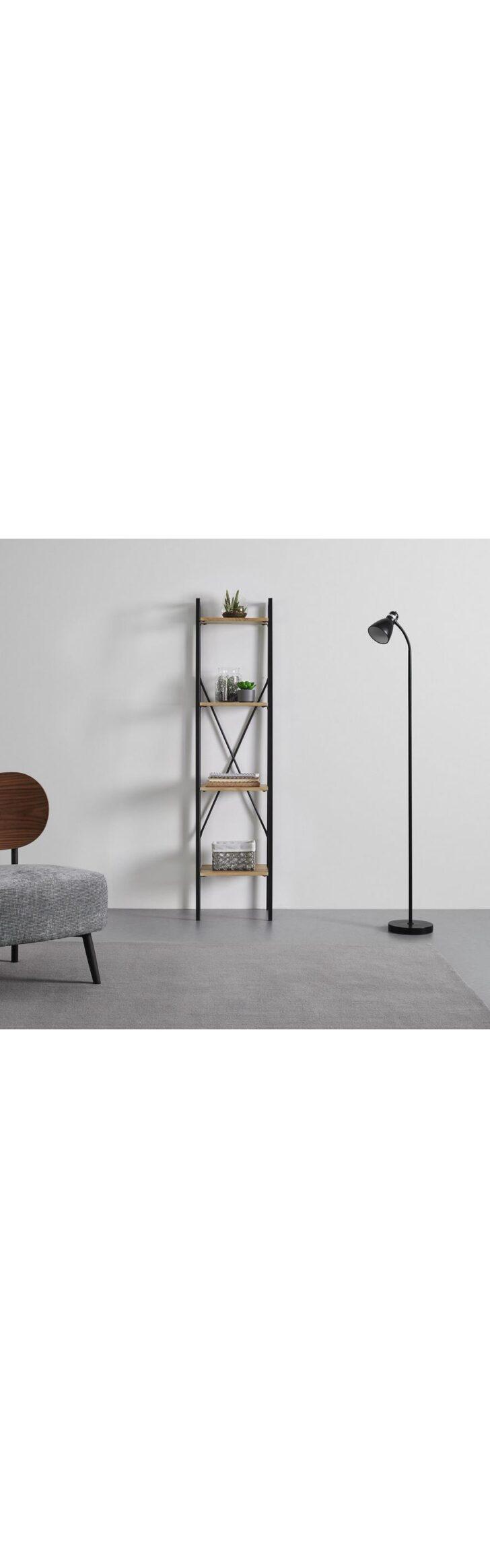 Medium Size of Regalwürfel Metall Regal In Hellbraun Und Schwarz Online Bestellen Weiß Regale Bett Wohnzimmer Regalwürfel Metall