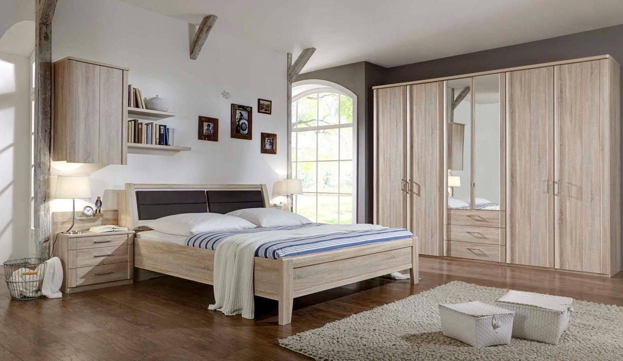 Full Size of Schlafzimmer Komplett Set 6 Teilig Edel Gnstig Online Kaufen Stuhl Für Weiss Klimagerät Lampe Deckenlampen Wohnzimmer Modern Vorhänge Gardinen Landhaus Wohnzimmer überbau Schlafzimmer Modern