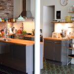 Küche Offenes Regal Projekt Loftausbau Wie Man Eine Offene Kche Perfekt Ins Mit E Geräten Günstig Ikea Kosten Treteimer Arbeitsplatten Wasserhähne Wohnzimmer Küche Offenes Regal