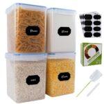 Simplebreeze Aufbewahrungsbehlter Aus Kunststoff Aufbewahrungsbehälter Küche Wohnzimmer Aufbewahrungsbehälter