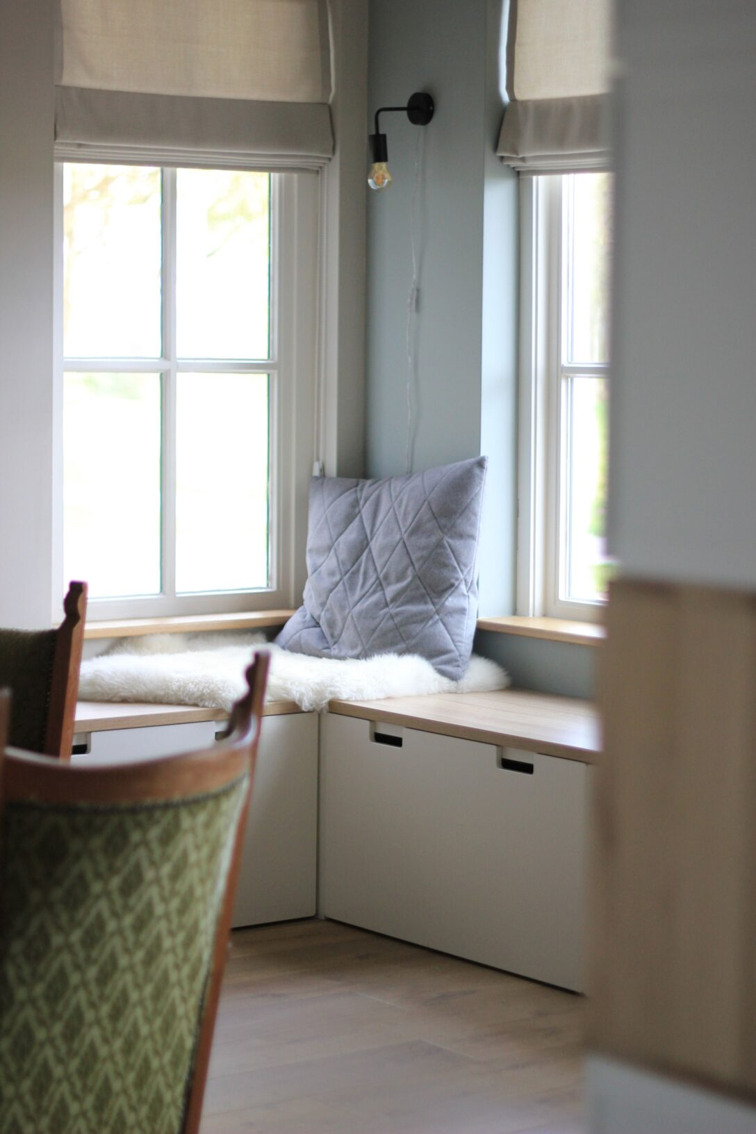 Large Size of Ikea Hack Sitzbank Esszimmer Projectvoorkamer Modulküche Betten Bei Sofa Miniküche Küche Mit Lehne Kosten Für Garten 160x200 Bad Bett Schlafzimmer Wohnzimmer Ikea Hack Sitzbank Esszimmer