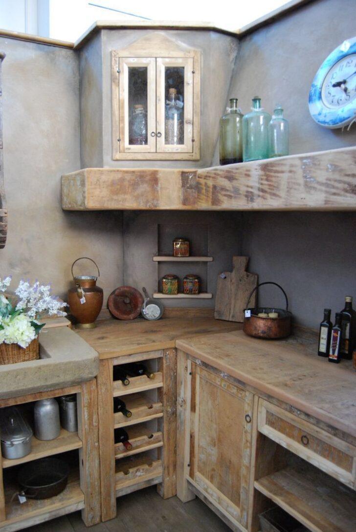 Gemauerte Küche La Cucina Country Appare Essenziale E Spartana Ma Comunica Komplette Selbst Zusammenstellen Hochglanz Mintgrün Büroküche Ohne Oberschränke Wohnzimmer Gemauerte Küche