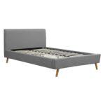 Bettgestell 120x200 Bett Weiß Betten Mit Bettkasten Matratze Und Lattenrost Wohnzimmer Bettgestell 120x200