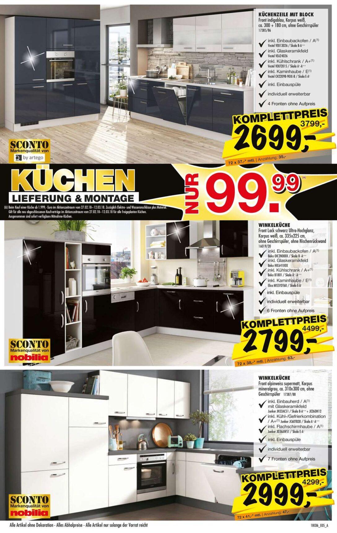 Large Size of Küchen Regal Wohnzimmer Sconto Küchen