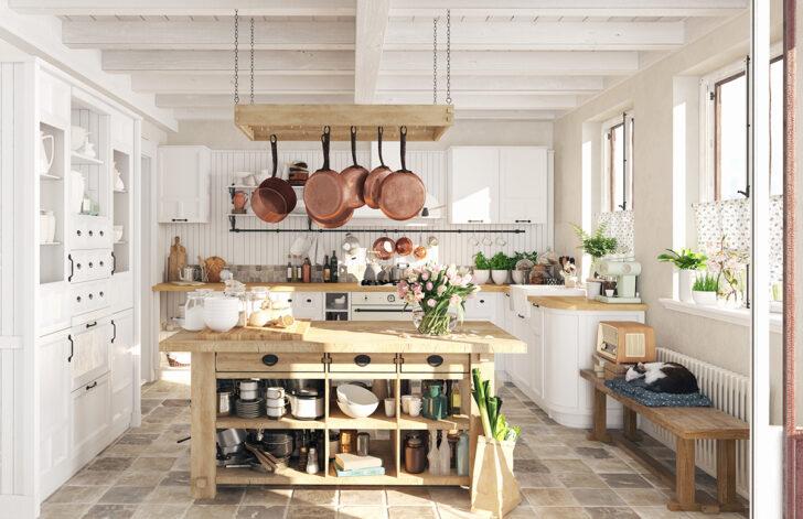 Medium Size of Kleine Küche Einrichten Weisse Landhausküche Grau Gebraucht Badezimmer Moderne Weiß Wohnzimmer Landhausküche Einrichten