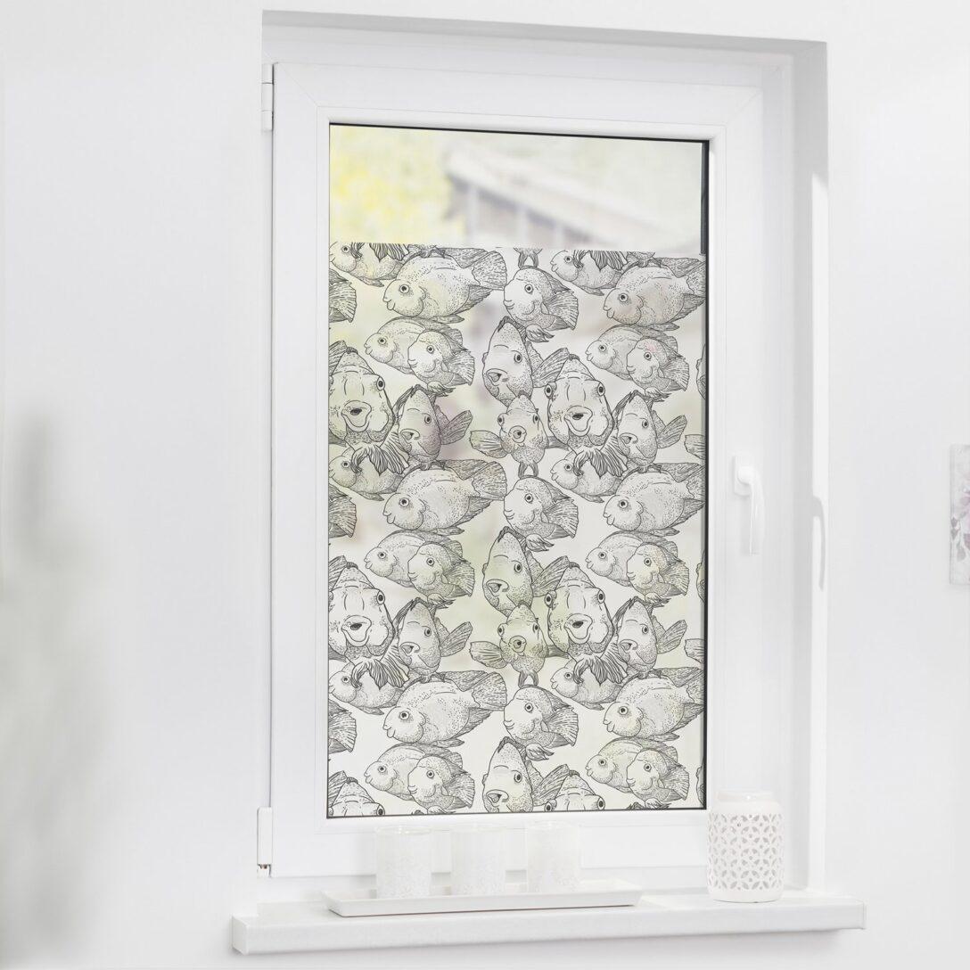 Large Size of Fensterfolie Obi Lichtblick Selbstklebend Mit Sichtschutz Fische Wei Nobilia Küche Mobile Regale Einbauküche Immobilienmakler Baden Fenster Immobilien Bad Wohnzimmer Fensterfolie Obi