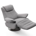 Liegesessel Verstellbar Relaxsessel Stoff Sessel Mit Funktion Sofanella Sofa Verstellbarer Sitztiefe Wohnzimmer Liegesessel Verstellbar