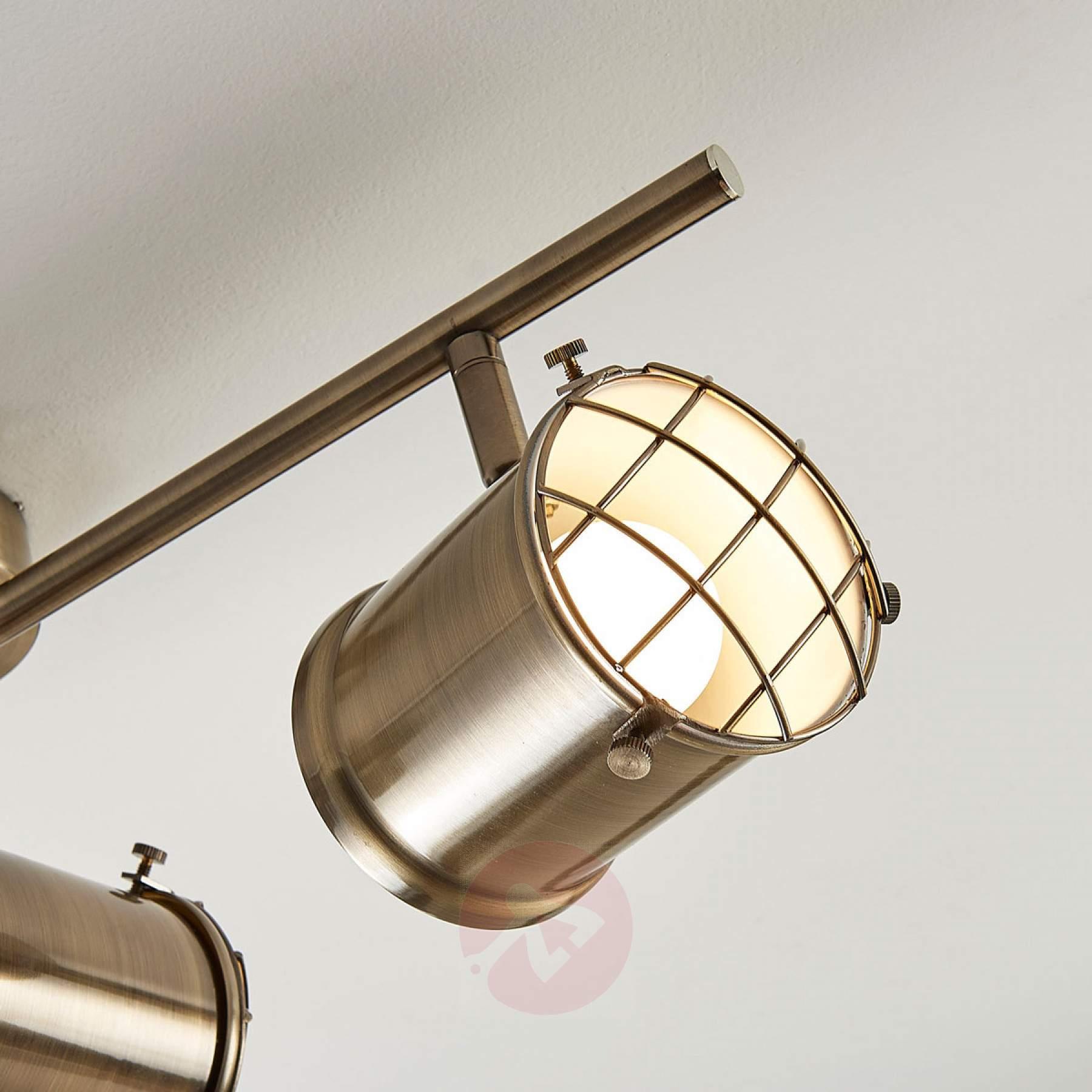 Full Size of Led Küchen Deckenleuchte Leuchten Leuchtmittel Bro Schreibwaren Sofa Grau Leder Küche Wohnzimmer Mit Bad Lampen Chesterfield Braun Panel Spiegelschrank Wohnzimmer Led Küchen Deckenleuchte