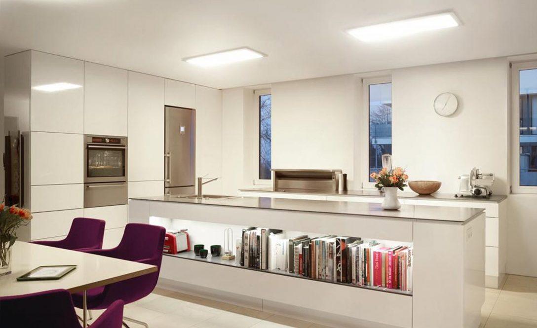 Large Size of Lichtkonzepte Mit Led Panels Lampe Kche Küche Billig Kaufen Büroküche Pendelleuchten Günstig Elektrogeräten Klimagerät Für Schlafzimmer Deckenleuchte Wohnzimmer Lampen Für Küche