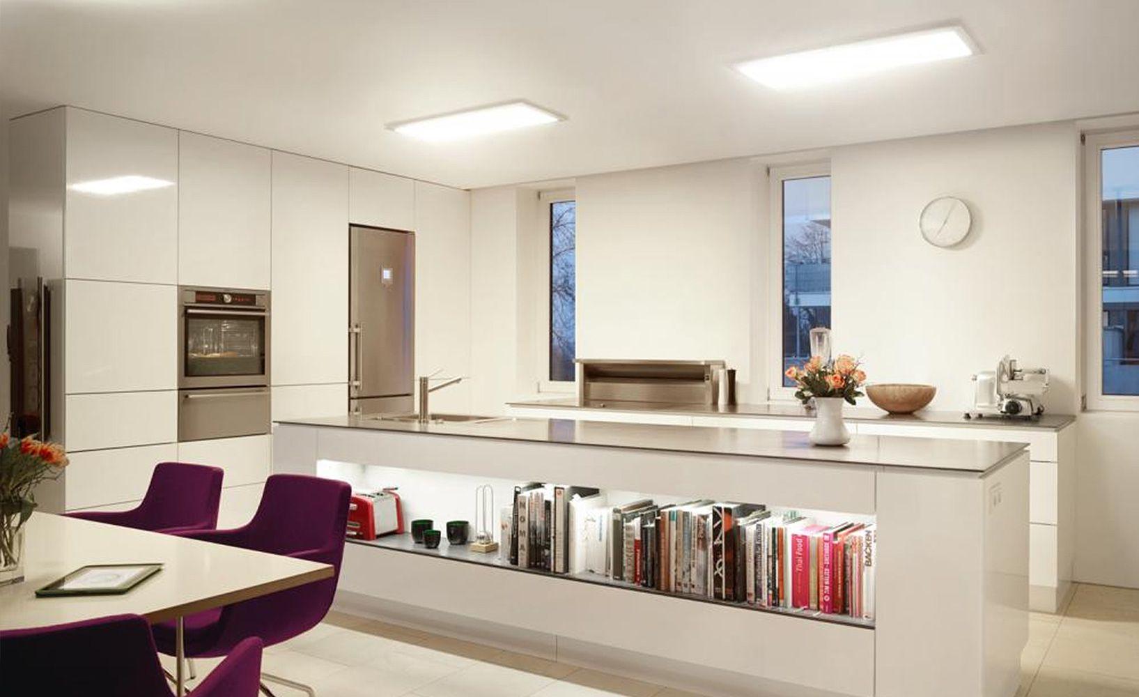 Full Size of Lichtkonzepte Mit Led Panels Lampe Kche Küche Billig Kaufen Büroküche Pendelleuchten Günstig Elektrogeräten Klimagerät Für Schlafzimmer Deckenleuchte Wohnzimmer Lampen Für Küche