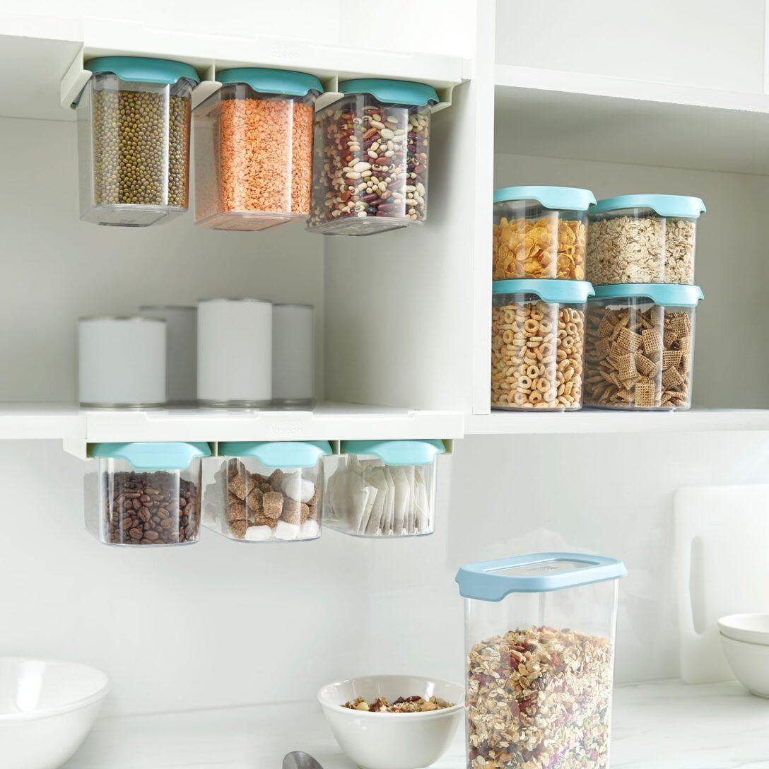 Large Size of Aufbewahrungsbehälter Joseph Cupboardstore Aufbewahrungsbehlter 5er Set Opal Küche Wohnzimmer Aufbewahrungsbehälter