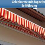 Paravent Balkon Bauhaus Sunfun Gelenkarmmarkise Blau Wei Fenster Garten Wohnzimmer Paravent Balkon Bauhaus