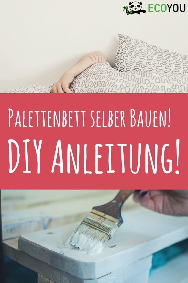 Full Size of Palettenbett Selber Bauen Alles Was Du Wissen Musst I Wohnzimmer Bauanleitung Bauplan Palettenbett