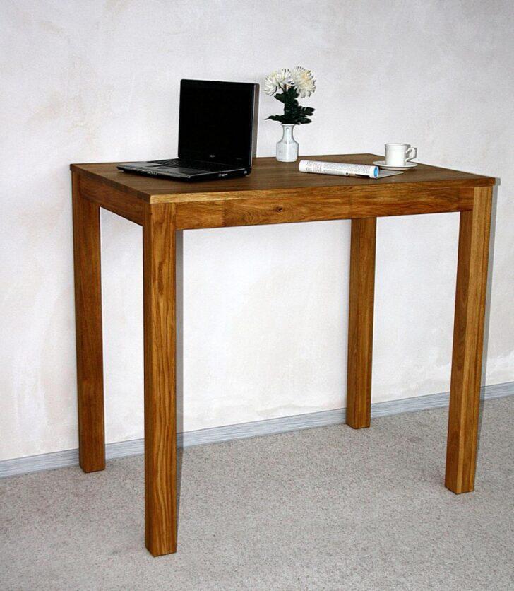 Medium Size of Küchen Bartisch Massivholz Stehtisch 120x80cm Wildeiche Gelt Kchen Bar Tisch Küche Regal Wohnzimmer Küchen Bartisch