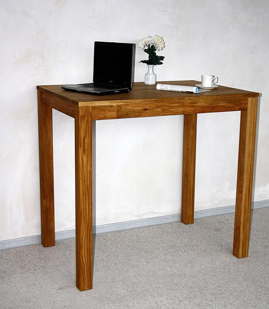 Full Size of Küchen Bartisch Massivholz Stehtisch 120x80cm Wildeiche Gelt Kchen Bar Tisch Küche Regal Wohnzimmer Küchen Bartisch