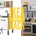 Ikea Duktig Hack Kinderkche Pimpen Diy Kinderkchen Zubehr Betten 160x200 Küche Kosten Miniküche Kaufen Bei Modulküche Küchen Regal Sofa Mit Schlaffunktion Wohnzimmer Ikea Küchen Hacks