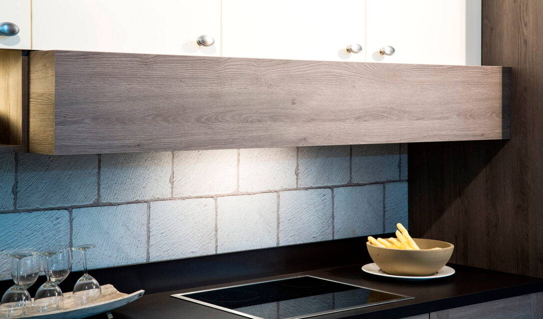 Large Size of Tempo Sy Grey Real Oak Rotpunkt Kchenkammerl Kche Kaufen Küchen Regal Wohnzimmer Real Küchen