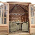 Holz Pergola Modern Selber Bauen Bausatz Kaufen Gartenhaus Broadwell Summerhouse Alton Greenhouses Glas Betten Massivholz Fenster Alu Garten Fliesen In Wohnzimmer Holz Pergola Modern