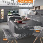 Hofmann Wohnsinn By Topateam Gmbh Singleküche Mit E Geräten Kühlschrank Bauhaus Fenster Wohnzimmer Singleküche Bauhaus