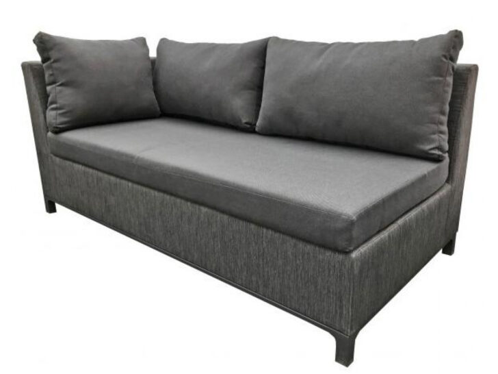 Gartensofa 2 Sitzer Polyrattan Garten Couch Ausziehbar Sofa Aluminium Vidaxl 2 Sitzer Massivholz Akazie Rattan Tierra Acro 2er Element Rechts 3 1 Bett 120 Cm Wohnzimmer Gartensofa 2 Sitzer