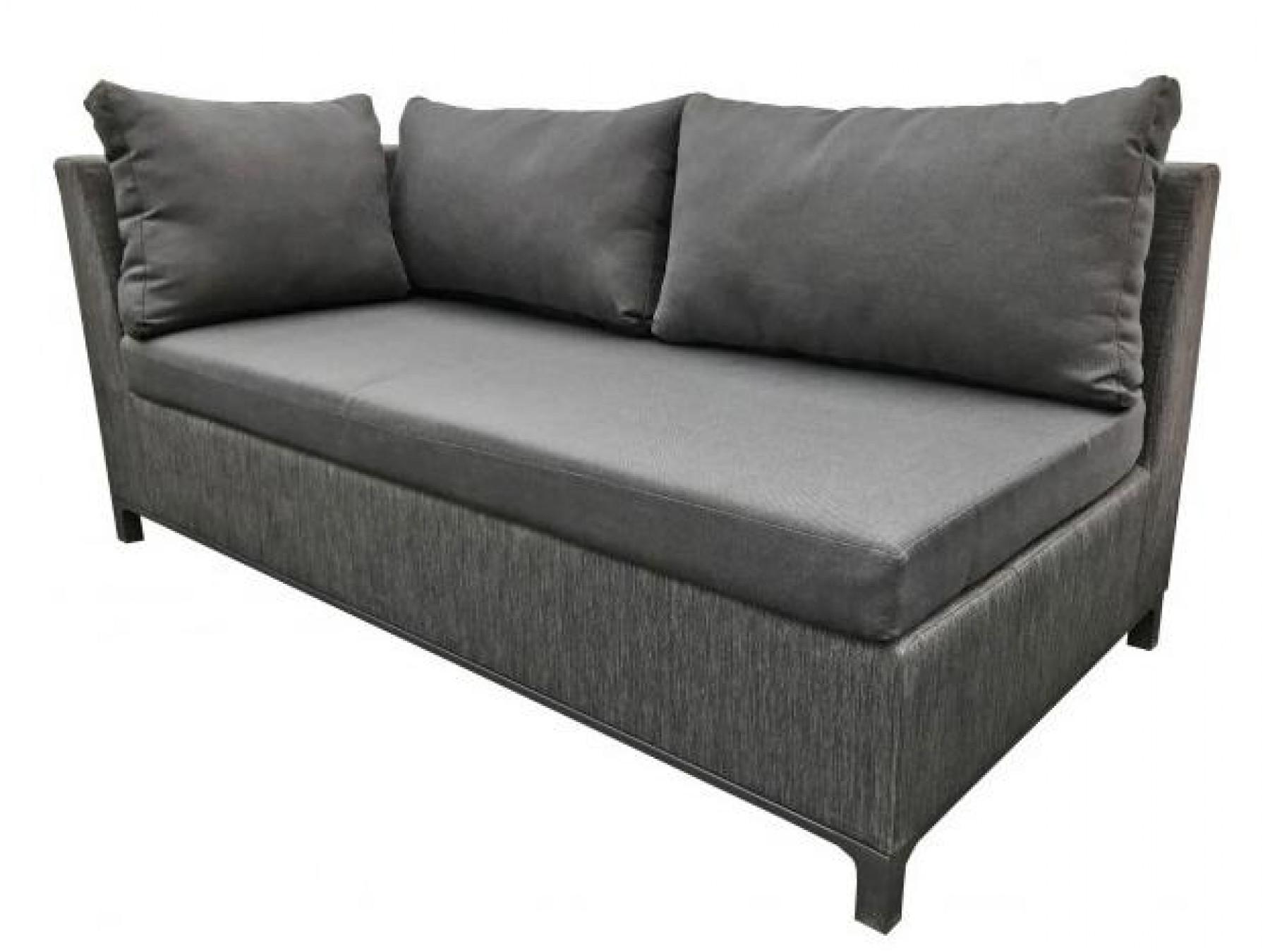 Full Size of Gartensofa 2 Sitzer Polyrattan Garten Couch Ausziehbar Sofa Aluminium Vidaxl 2 Sitzer Massivholz Akazie Rattan Tierra Acro 2er Element Rechts 3 1 Bett 120 Cm Wohnzimmer Gartensofa 2 Sitzer