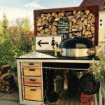 Amerikanische Outdoor Küchen Grillmodule Outdoorkche Gartenkche Proks Regal Küche Kaufen Amerikanisches Bett Edelstahl Betten Wohnzimmer Amerikanische Outdoor Küchen