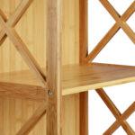 Regal Bambus Mit Korb Bett Kleinkind Kleine Küche Einrichten Kleiner Tisch Einbauküche Kleines Sofa Esstische Bäder Dusche L Form Bad Planen Holzregal Wohnzimmer Holzregal Klein