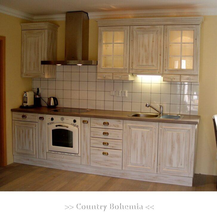 Medium Size of Küchenmöbel Kchenmbel Kchenschrank Massivholz Wei Shabby Chic Landhaustil Wohnzimmer Küchenmöbel