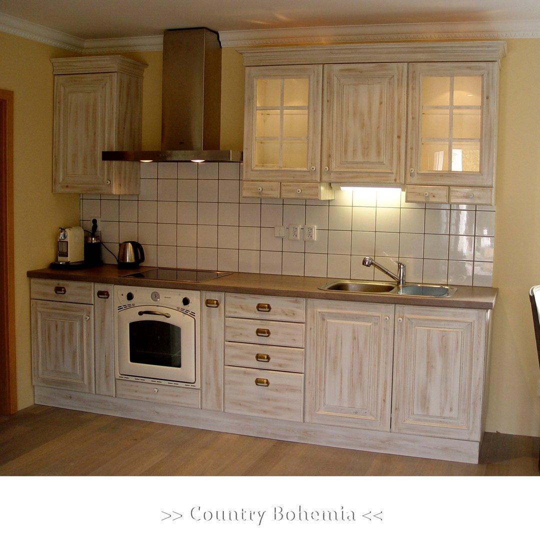Full Size of Küchenmöbel Kchenmbel Kchenschrank Massivholz Wei Shabby Chic Landhaustil Wohnzimmer Küchenmöbel