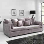 Großes Ecksofa Wohnzimmer Modernes Samt Sofa In Vielen Farben Online Kaufen Großes Regal Bett Garten Ecksofa Bezug Bild Wohnzimmer Mit Ottomane
