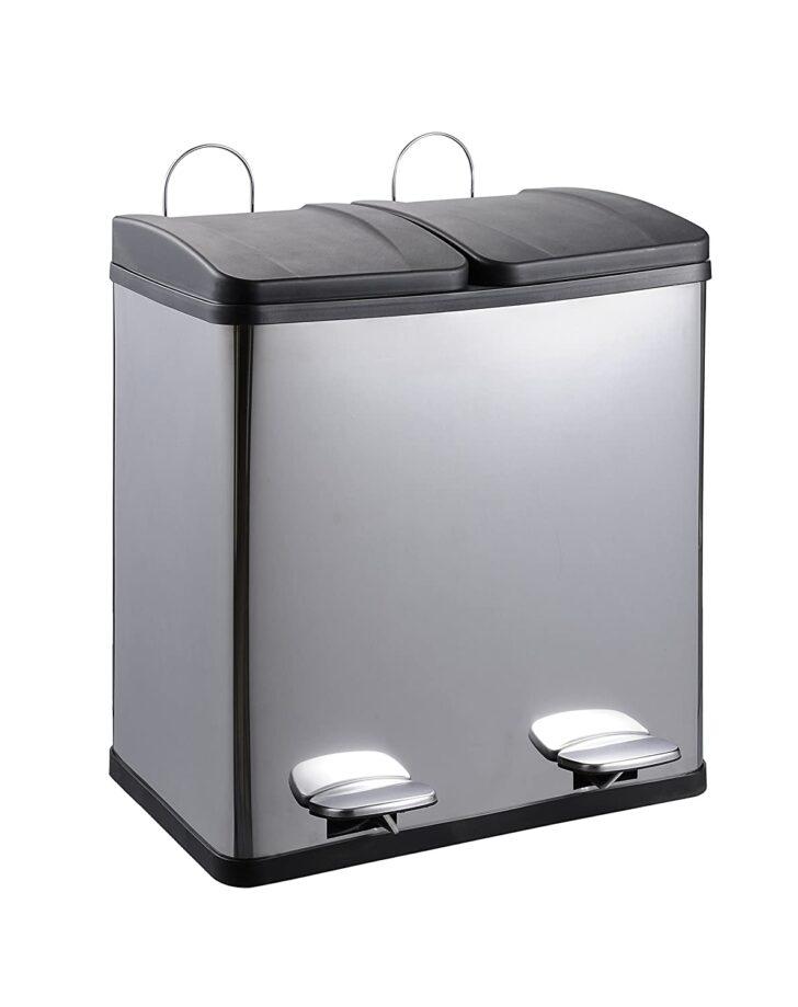 Medium Size of Doppel Mülleimer Küche Doppelblock Einbau Wohnzimmer Doppel Mülleimer