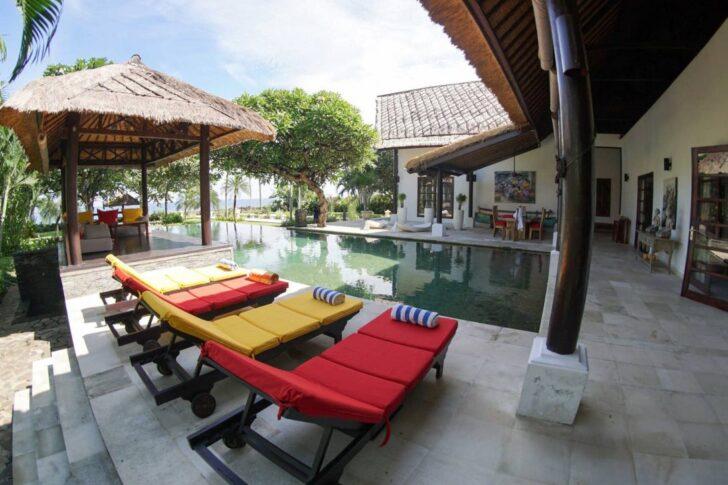 Medium Size of Balinesische Betten Bali Bett Garten Selber Bauen Mallorca Outdoor 90x200 Mit Lattenrost Graues 200x220 140x200 Kopfteil Hohes Gästebett Ausgefallene 120x200 Wohnzimmer Bali Bett Outdoor