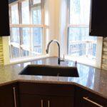 Küchen Raffrollo Ecke Kche Windows Fr Gemtliche Beleuchtung Splbecken Regal Küche Wohnzimmer Küchen Raffrollo