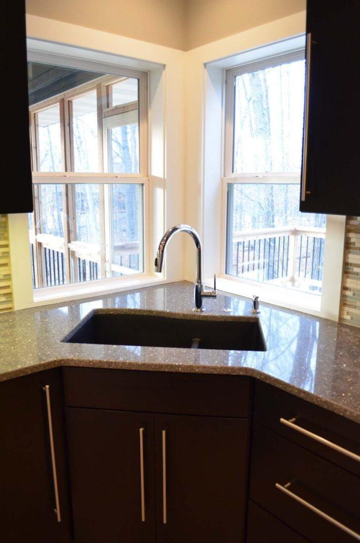 Medium Size of Küchen Raffrollo Ecke Kche Windows Fr Gemtliche Beleuchtung Splbecken Regal Küche Wohnzimmer Küchen Raffrollo