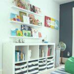 Wandgestaltung Kinderzimmer Jungen Junge Deko Ideen Dekoration Gestalten Regal Weiß Sofa Regale Wohnzimmer Wandgestaltung Kinderzimmer Jungen