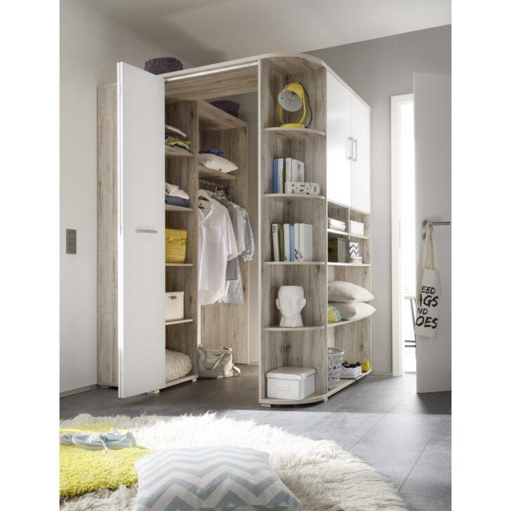 Medium Size of Kinderzimmer Eckschrank Corner In Sandeiche Wei Begehbarer Kleiderschrank Regale Schlafzimmer Sofa Regal Weiß Küche Bad Wohnzimmer Kinderzimmer Eckschrank