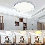 Moderne Deckenstrahler Wohnzimmer Led Einbau Lampe Anordnung Dimmbar 16w Deckenleuchte Badlampe Anbauwand Teppich Bilder Xxl Deckenlampen Für Tischlampe Wohnzimmer Wohnzimmer Deckenstrahler