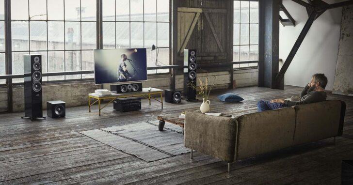 Medium Size of Sofa Mit Musikboxen Wie Sie Sich Ein Heimkino Einrichten Big Schlaffunktion Led Elektrischer Sitztiefenverstellung Küche Kaufen Elektrogeräten Rolf Benz Wohnzimmer Sofa Mit Musikboxen