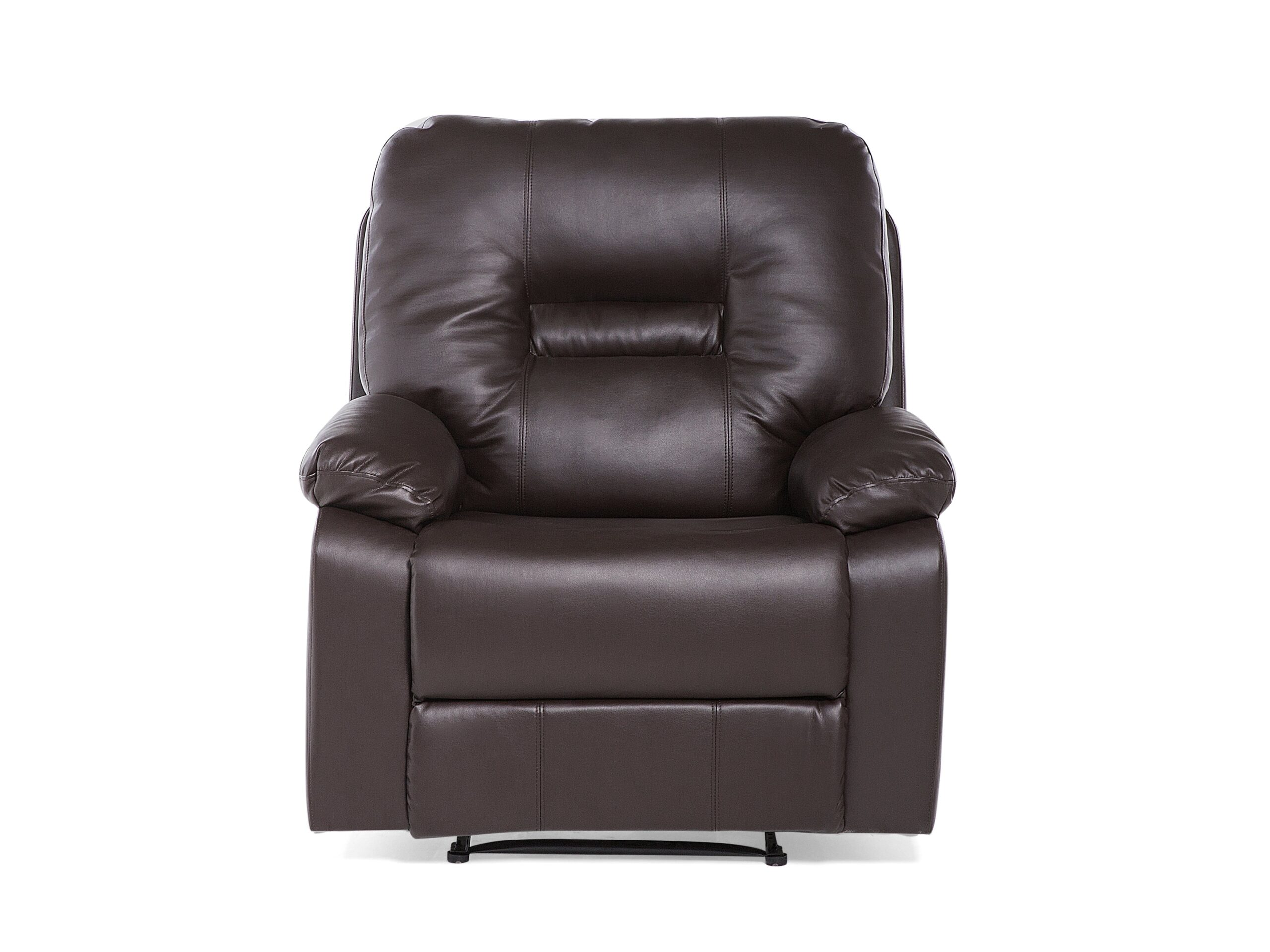 Full Size of Liegesessel Verstellbar Sessel Kunstleder Braun Bergen Belianide Sofa Mit Verstellbarer Sitztiefe Wohnzimmer Liegesessel Verstellbar