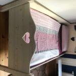 Bauernbett 90x200 Wohnzimmer Kinderbett Mdchen Bett 90x200 Mit Lattenrost Und Matratze Schubladen Weiß Kiefer Betten Bettkasten Weißes