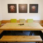 Moderne Eckbank Schreinerei Holzdesign Rapp Geisingen Massivholzküche Einbauküche Kaufen Abluftventilator Küche Kleiner Esstisch Pendeltür Vorhänge Led Wohnzimmer Sitzecke Kleine Küche