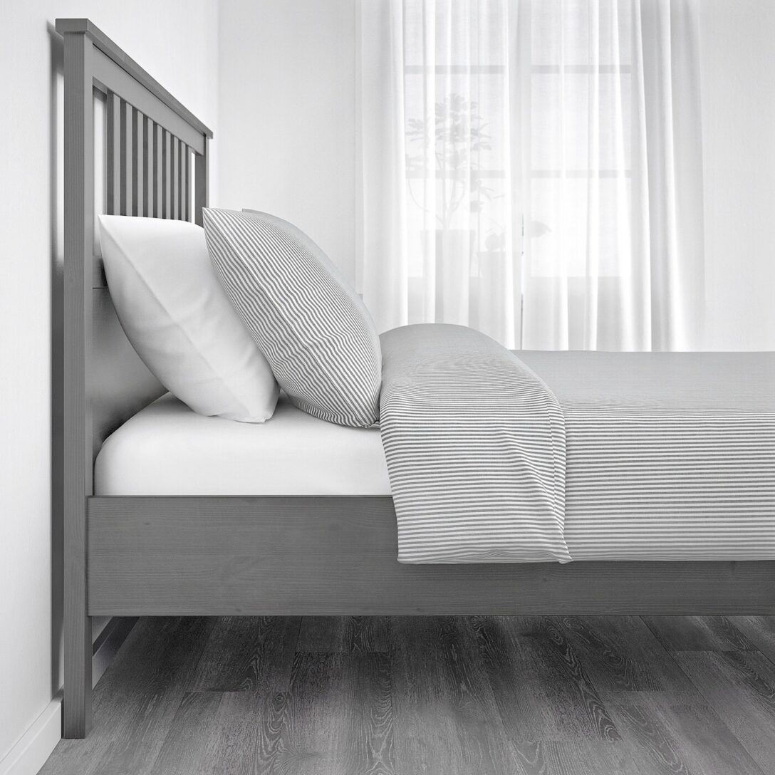 Large Size of Ikea Hemnes Bett 160x200 Grau Bettgestell Lasiert Deutschland Sitzbank 160 Schlafsofa Liegefläche Rauch Betten 180x200 120x200 Weiß Mit Schubladen Bei Wohnzimmer Ikea Hemnes Bett 160x200 Grau