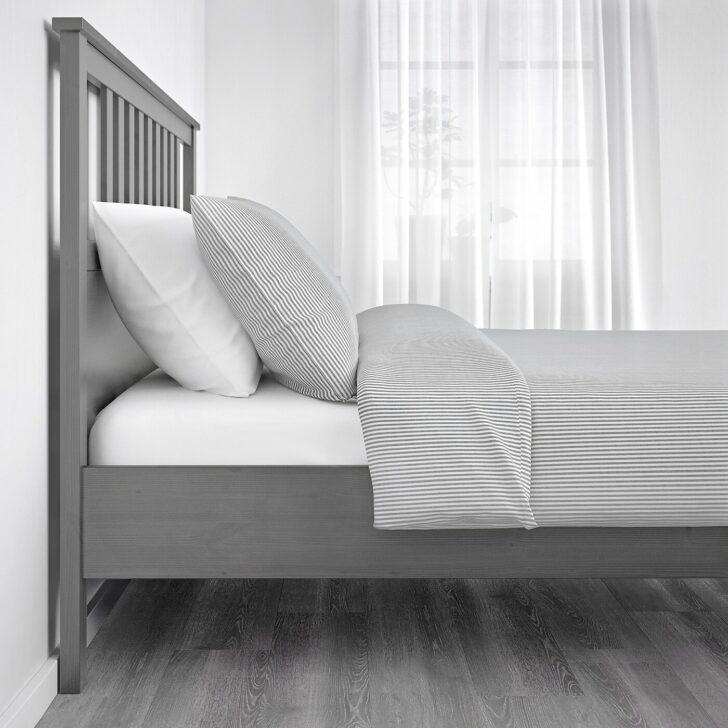 Medium Size of Ikea Hemnes Bett 160x200 Grau Bettgestell Lasiert Deutschland Sitzbank 160 Schlafsofa Liegefläche Rauch Betten 180x200 120x200 Weiß Mit Schubladen Bei Wohnzimmer Ikea Hemnes Bett 160x200 Grau