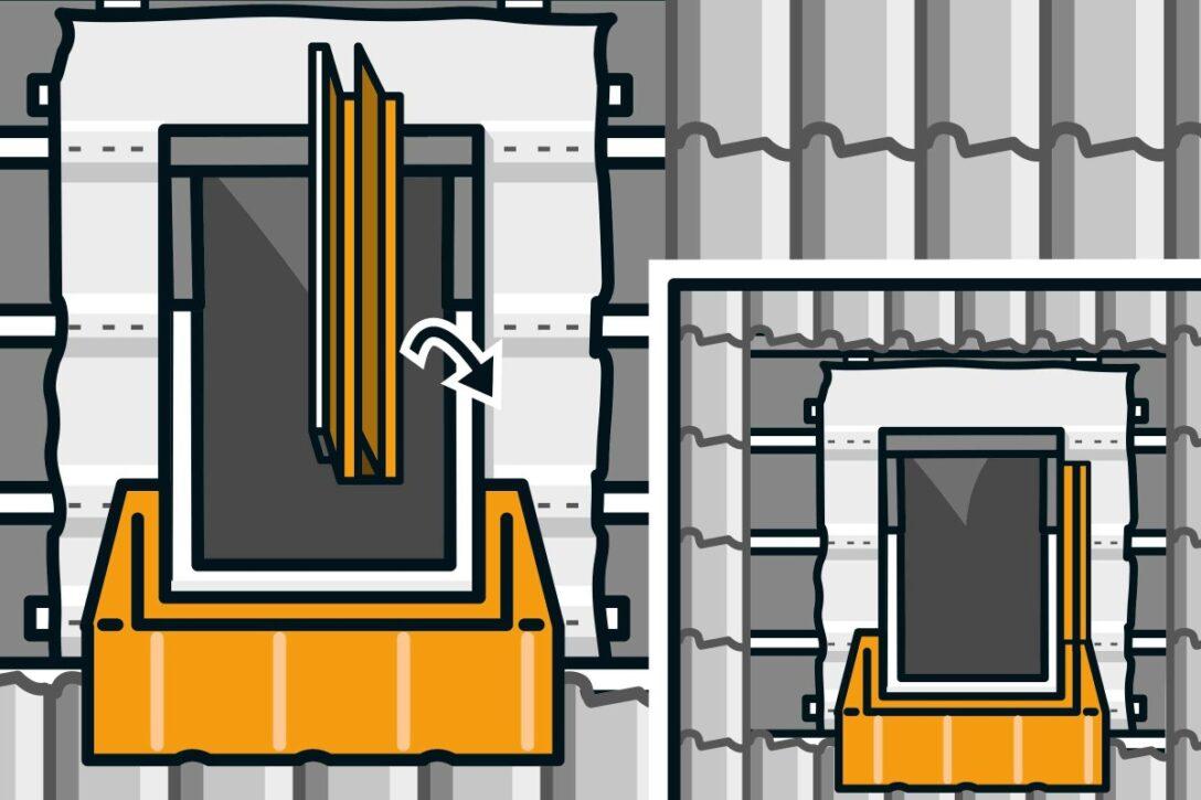 Large Size of Dachfenster Einbauen Zwischen Dachsparren Anleitung Von Hornbach Velux Fenster Kosten Rolladen Nachträglich Dusche Neue Bodengleiche Wohnzimmer Dachfenster Einbauen