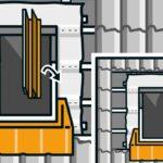 Dachfenster Einbauen Zwischen Dachsparren Anleitung Von Hornbach Velux Fenster Kosten Rolladen Nachträglich Dusche Neue Bodengleiche Wohnzimmer Dachfenster Einbauen