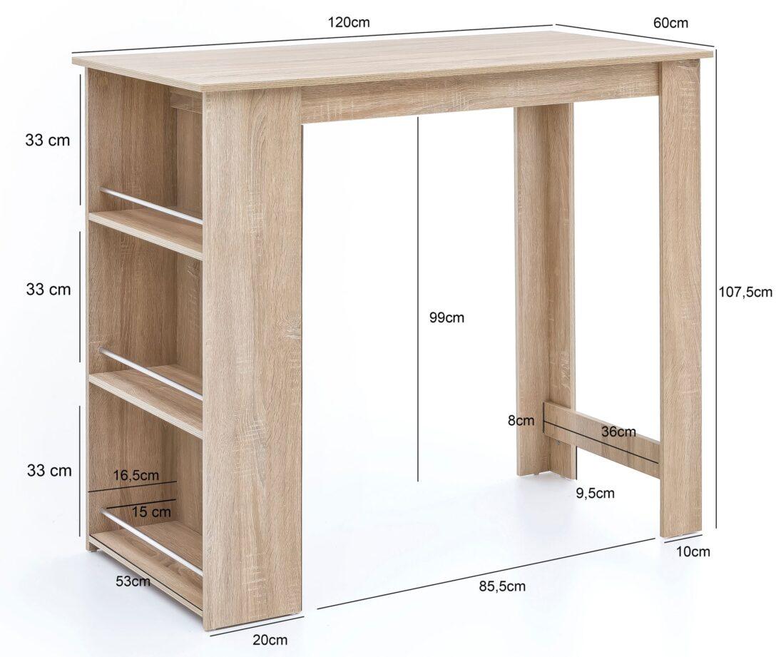 Large Size of Bartisch Kche Ikea 100 Cm Mit Stauraum Poco Billig Vollholzkche Küche Bett 140x200 Betten Big Sofa Schlafzimmer Komplett Wohnzimmer Bartisch Poco