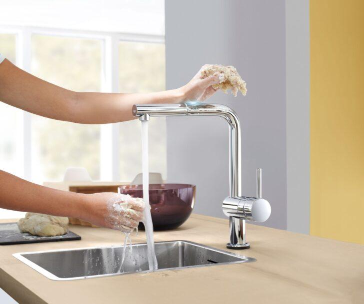 Medium Size of Grohe Niederdruck Armatur Minta Touch Armaturen Kche Bad Küche Unterputz Dusche Wandarmatur Thermostat Badezimmer Wohnzimmer Grohe Niederdruck Armatur