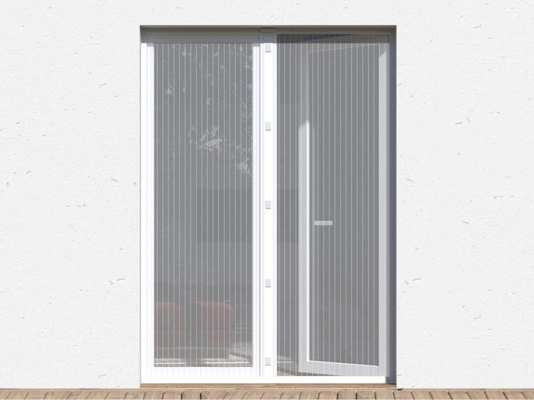Large Size of Vorhang Terrassentür Fliegenvorhang Insektenschutz Kaufen Bad Wohnzimmer Küche Wohnzimmer Vorhang Terrassentür