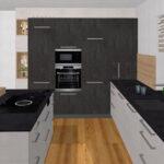 Freistehende Küchen Kche Befestigen Elemente Ikea Kchenmbel Selber Küche Regal Wohnzimmer Freistehende Küchen